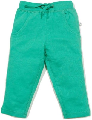 Solittle Regular Fit Baby Boy's Green Trousers