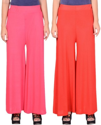 capy Regular Fit Women's Multicolor Trousers