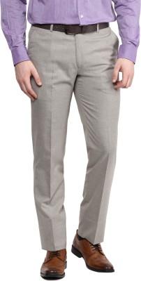 COBB Slim Fit Men's Grey Trousers