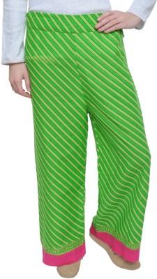 Free Living Regular Fit Women's Green, Pink Trousers