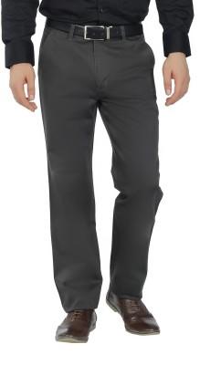 Canoe Slim Fit Men's Grey Trousers