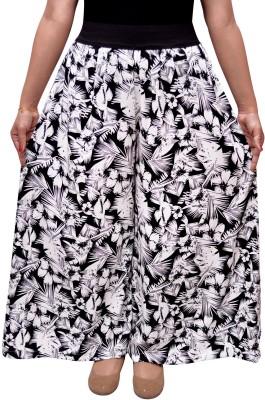 GraceDiva Regular Fit Women's Black Trousers