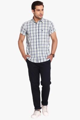 Babas Wear Regular Fit Men's Blue Trousers
