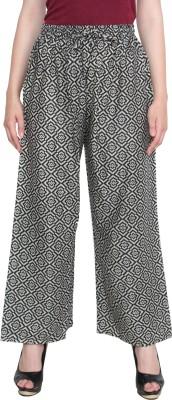 CJ15 Regular Fit Women's Black Trousers