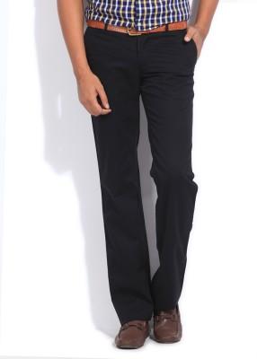 Indian Terrain Slim Fit Men's Trousers