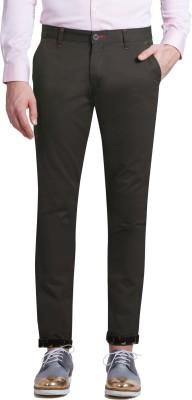Specimen Slim Fit Men's Grey Trousers
