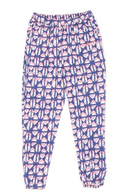 Pepe Jeans Regular Fit Girl's Blue Trousers