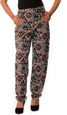 House of Tantrums Regular Fit Women,s Multicolor Trousers