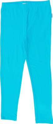 Milou Regular Fit Girl's Blue Trousers