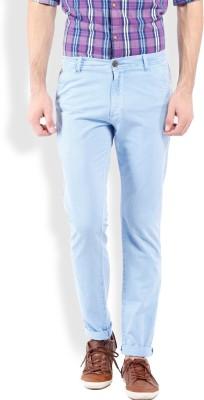 Bandit Slim Fit Men,s Blue Trousers