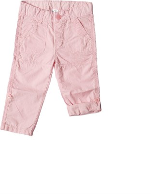 Wow Mom Regular Fit Baby Boy,s Pink Trousers