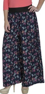 Shopping Villa Regular Fit Women's Multicolor Trousers