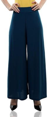 Komal Trading Co Regular Fit Women's Blue Trousers