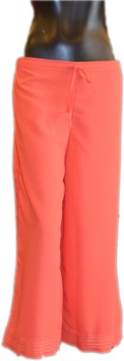 Xpression Regular Fit Women's Pink Trousers