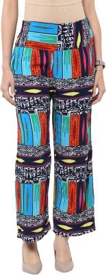 Sakhi Sang Regular Fit Women's Multicolor Trousers