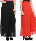 Hardys Slim Fit Women's Multicolor Trous...