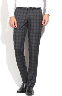John Players Skinny Fit Men's Grey Trousers