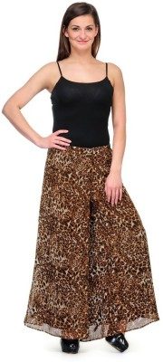 Royal Regular Fit Women's Multicolor Trousers