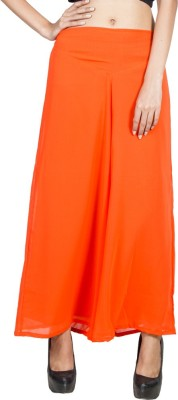 Pietra Regular Fit Women's Orange Trousers