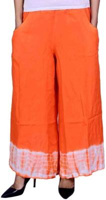 Panno Regular Fit Women's Multicolor Trousers