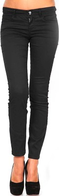 Only Skinny Fit Women's Black Trousers