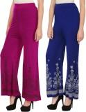 Haniya Regular Fit Women's Pink, Blue Tr...