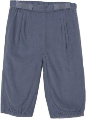 Jacadi Paris Regular Fit Baby Girl's Grey Trousers