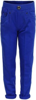 benext Regular Fit Boy's Blue Trousers