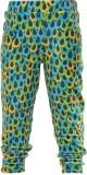 Babiano Regular Fit Girls Green Trousers