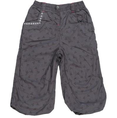 Addyvero Regular Fit Girl's Grey Trousers