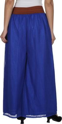 MDS Jeans Regular Fit Women's Blue Trousers