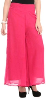 MDS Jeans Slim Fit Women's Pink Trousers