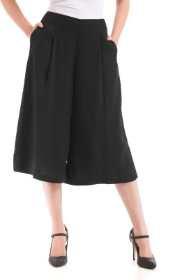 Prym Slim Fit Women's Black Trousers