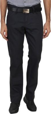 Calvin Klein Regular Fit Men's Black Trousers