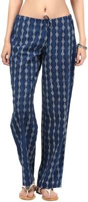 Prayyan Regular Fit Women's Multicolor Trousers