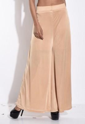 Sohniye Regular Fit Women's Beige Trousers