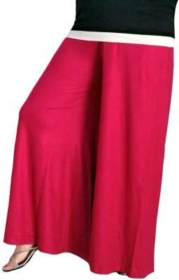 BikeNwear Regular Fit Women's Pink Trousers