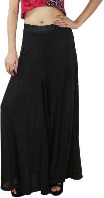 Figaro Regular Fit Women's Black Trousers