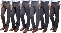 Toddy Regular Fit Men's Multicolor Trousers