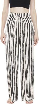 Divaat Slim Fit Women's Multicolor Trousers