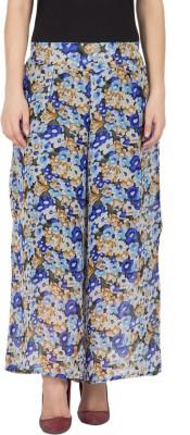U&F Regular Fit Women's Multicolor Trousers