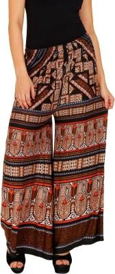 pietra Regular Fit Women's Black Trousers