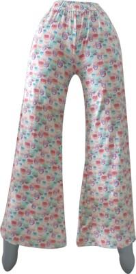 adorz wears Regular Fit Women's Multicolor Trousers