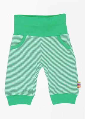 Feetje Baby Boy's White, Green Trousers