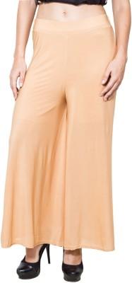 CJ15 Regular Fit Baby Girl's Beige Trousers