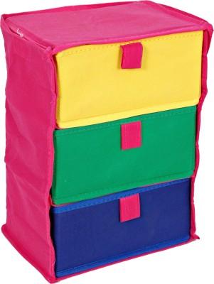 Saleh Fabric Box(Finish and Fabric Color - Multicolor)