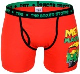 The Boxer Store Mean Machine Men's Trunk...