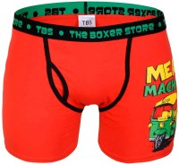 The Boxer Store Mean Machine Mens Trunks