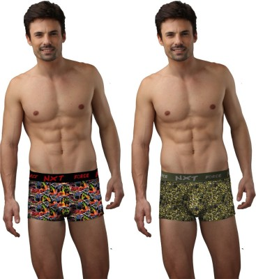 Force Nxt FLEZXZ-Style Trunk Men's Trunks