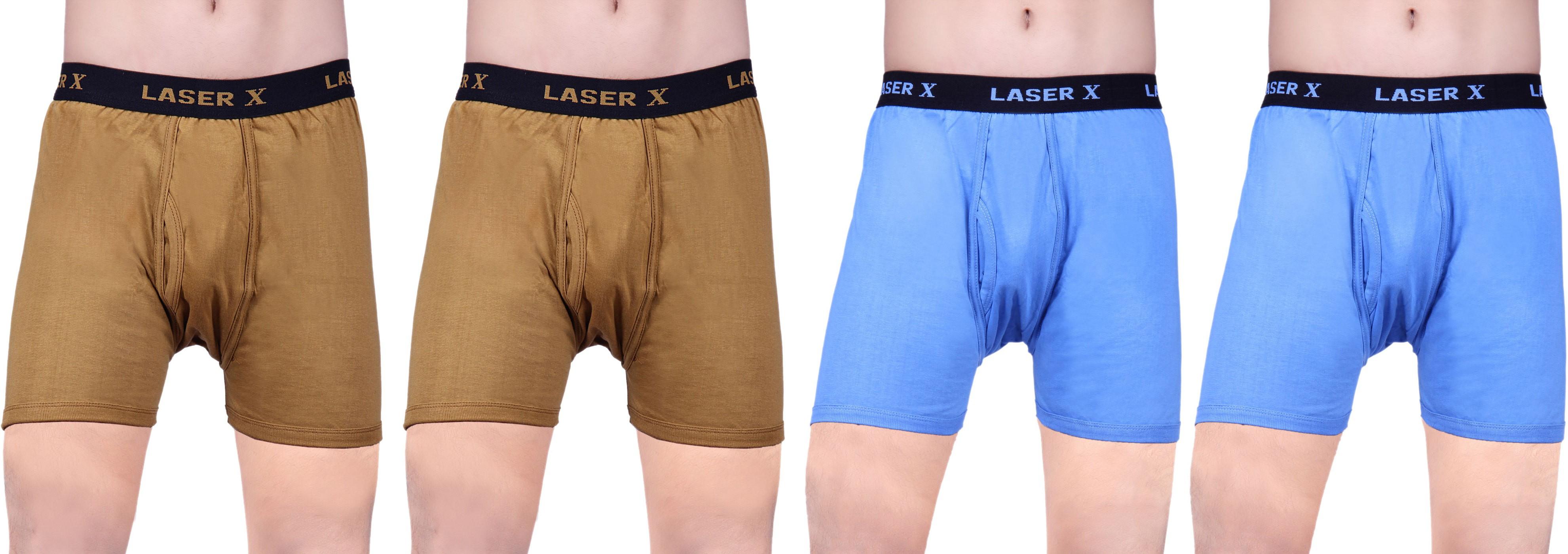 Laser X Super H Mens Trunks